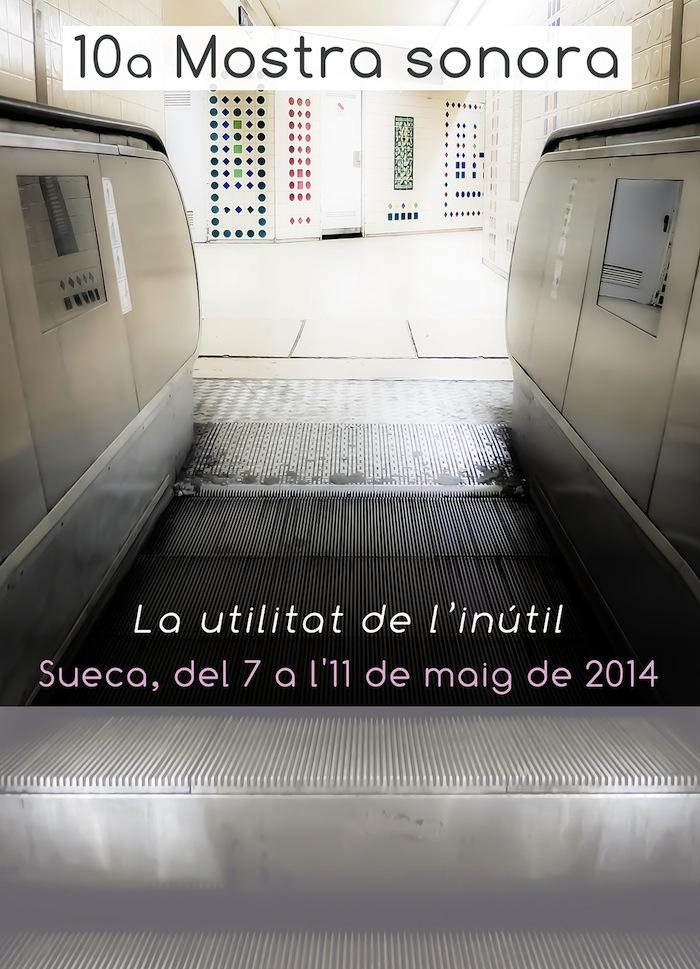 Mostra Sonora de Sueca 2014